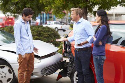 Verkehrsunfall mit Leasing Fahrzeug