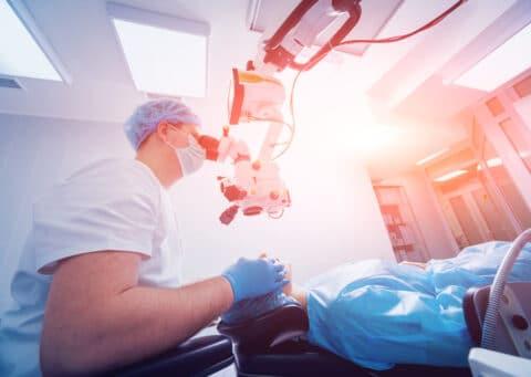 Private Krankenversicherung - Kataraktoperation mittels Femto-Laser