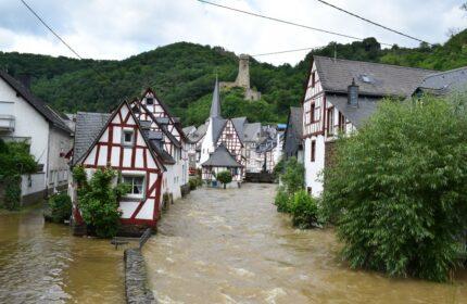 Hochwasser und Flutkatastrophe – Welche Versicherung zahlt die Schäden?