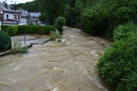 Flutkatastrope Deutschland - Monreal