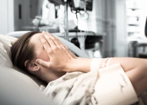 Klinikaufenthalt Entziehungsmaßnahmen: Depressionsbehandlung