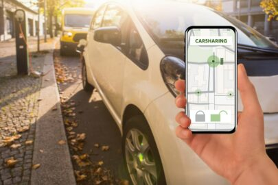 Carsharing Haftung