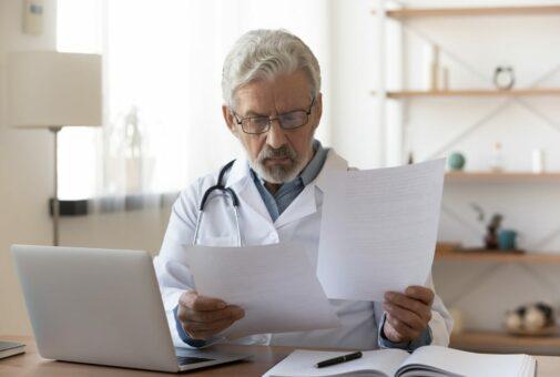 Berufsunfähigkeitsversicherung - Herausgabeanspruch von medizinischen Untersuchungsergebnissen